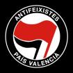 Sudadera Antifeixistes País Valencià