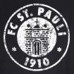 Samarreta St. Pauli escut negre