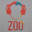 Dessuadora gris ZOO Raval