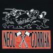 Camiseta negra Negu Gorriak