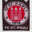Bufanda marró escut St. Pauli you'll never walk alone