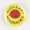 Xapa Nuclear? No gràcies ø 25mm