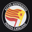 Camiseta de tirantes Acció Antifeixista Països Catalans de chica