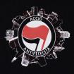Samarreta de tires Acció Antifeixista als carrers de noia