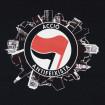 Camiseta de tirantes Acció Antifeixista als carrers unisex