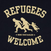 Camiseta de tirantes Refugees Welcome unisex