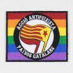 Parche Acció Antifeixista Països Catalans bandera LGTBI LGBTI