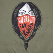 Camiseta verda Ebri Knight - Guerrilla