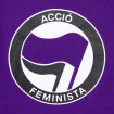 "Bossa ""tote"" Acció Feminista lila"