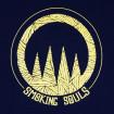 Samarreta Smoking Souls logo groc
