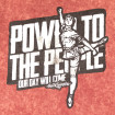 Samarreta grana Power to the people Santa Guerrilla