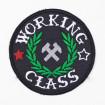 Pedaç brodat Working Class martells
