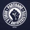 Samarreta blava Partisano rebels