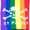 Bufanda St. Pauli arc de sant Martí LGTBI