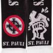 Bufanda St. Pauli negra cèltica