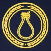 Samarreta Crim logo groc
