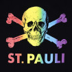 Samarreta St. Pauli calavera Sant Martí LGTBI