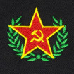 Polo negre estrella comunista