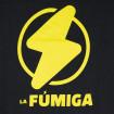 Samarreta La Fúmiga logo groc