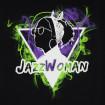 Samarreta JazzWoman Maléfica