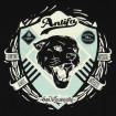 Samarreta pantera negra antifa Santa Guerrilla