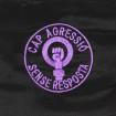 Ronyonera Cap agressió sense resposta puny feminista