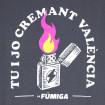 Dessuadora La Fúmiga Cremant València