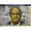 5 Adhesius del mural censurat del Borbó d'en Roc BlackBlock