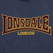 Dessuadora logo Lonsdale vellut