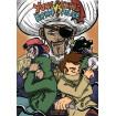 Còmic Yung Keras Vs La Hip Hop Police