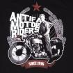 Samarreta Antifa Motor Riders