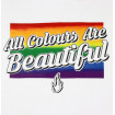 Samarreta All Colours Are Beautiful